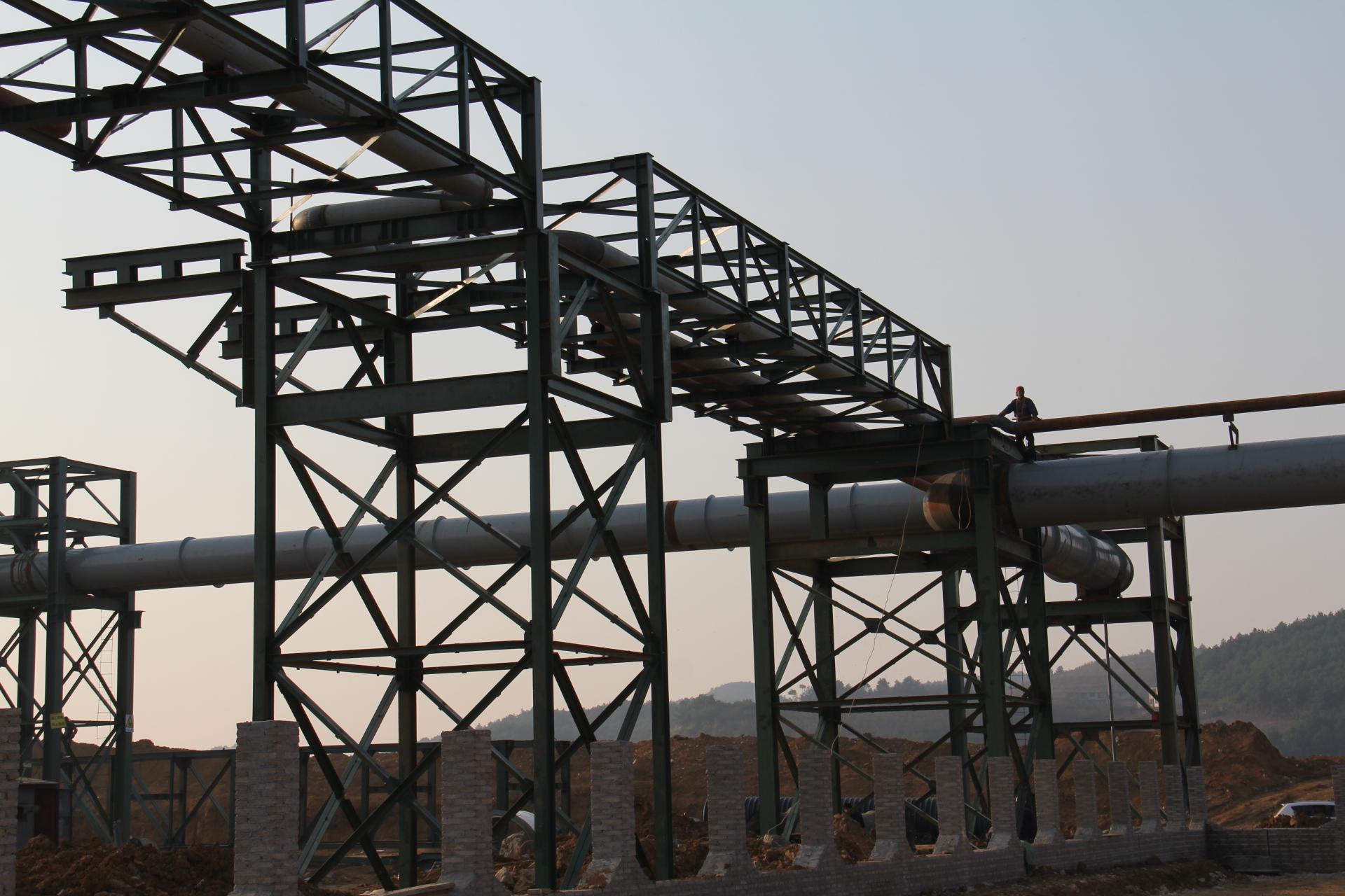 钢厂工程-贵钢